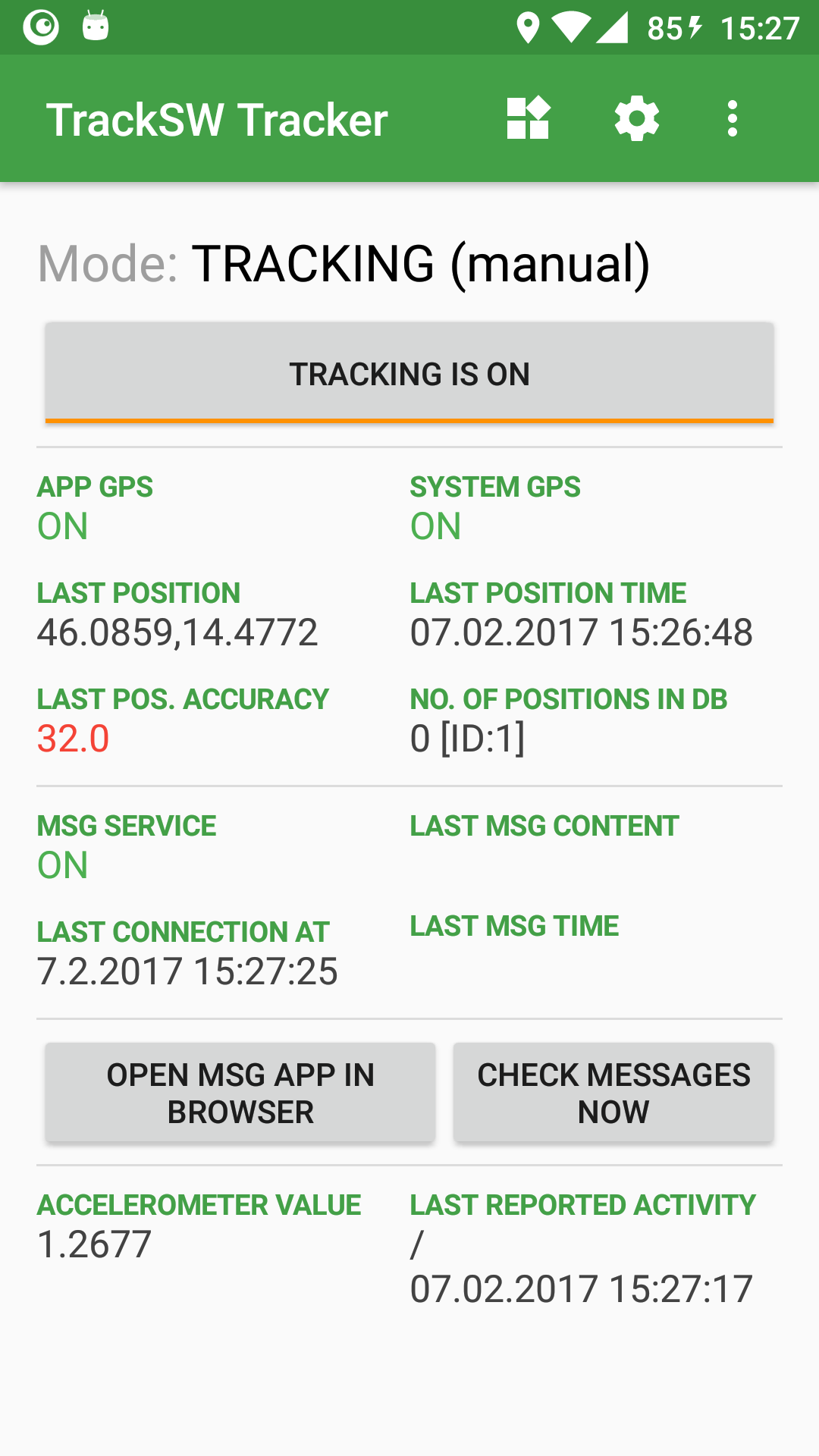 TrackSW GPS Tracker for Android • GPS Tracking System • Tracksw com